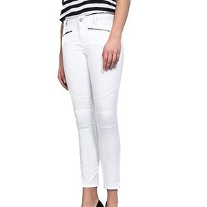 Not Your Daughters Jeans White 16 High Rise